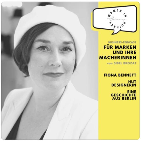 Fiona Bennett, Hut-Designerin – eine Geschichte aus Berlin